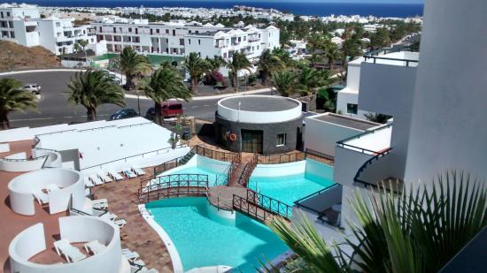 View of pool picture of aparthotel lanzarote paradise costa teguise tripadvisor - Apartamentos paradise island lanzarote ...