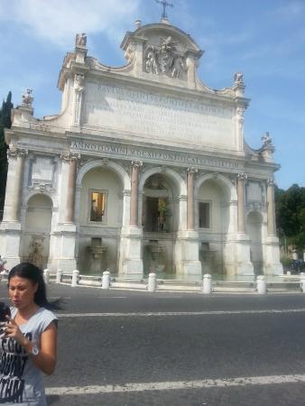 Gianicolo Con Albertina Fotografa  Picture Of Private Tour Rome Civitavecch