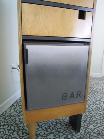 Hotel Cristall: Minibar