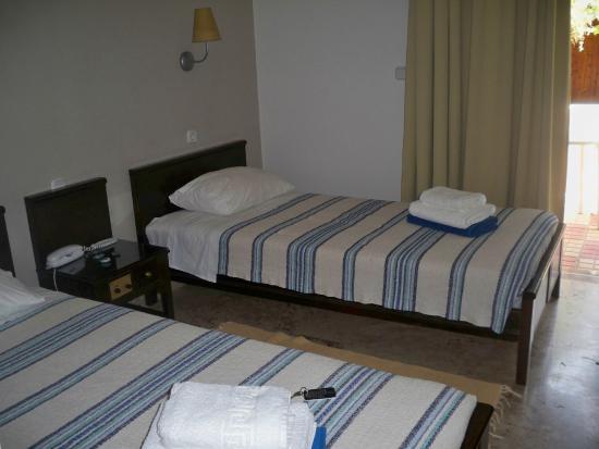 Hotel Peli: chambre