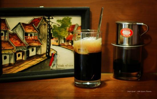 Cafe Quất - 106 Quán Thánh