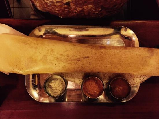 Very nice Indian food!