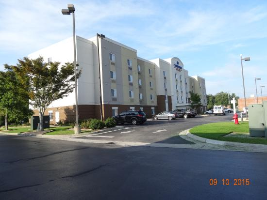 Candlewood Suites New Bern: Candlewood Suites, New Bern, NC