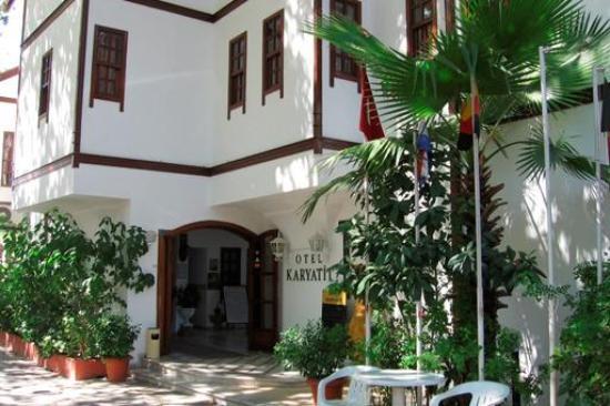 Karyatit Hotel: вид отеля