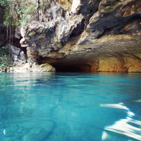 Matachica Resort & Spa: Cave Tubing