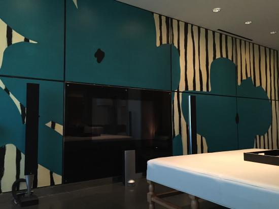 Media Room Picture Of Skylofts At Mgm Grand Las Vegas