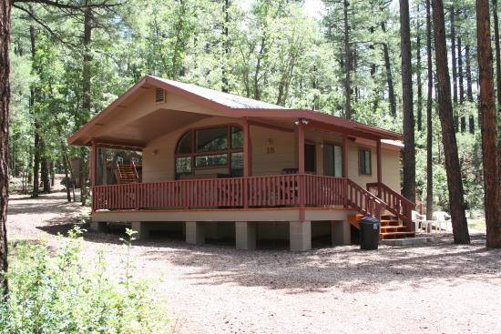 Northwoods Resort: Cabin 15