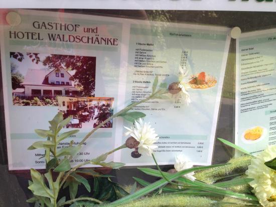 Gasthof Waldschänke, Brakel