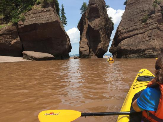 Baymount Outdoor Adventures: Hopewell Rocks