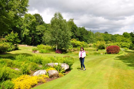 Gidleigh Park: Putting course