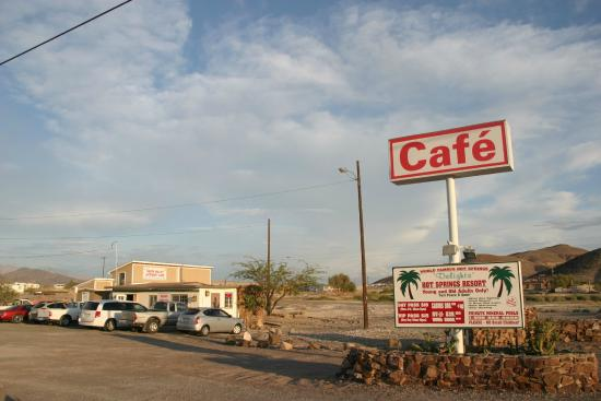 Death Valley Internet Cafe