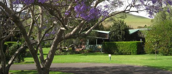 Waimea Gardens Cottage Bed and Breakfast: Waimea Gardens