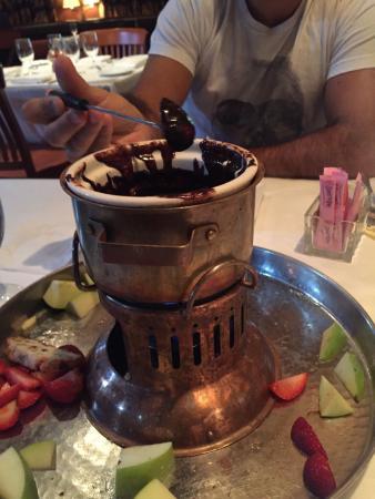 TABOR ROAD Tavern: Dessert was good.