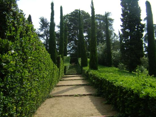 Picture of jardines de santa clotilde lloret de for Jardines de santa clotilde