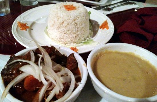 Great Haitian Food In Orlando Review Of Cafe Kreol Fl Tripadvisor