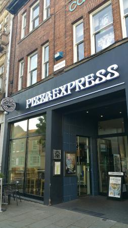 Pizza Express Picture Of Pizza Express Darlington
