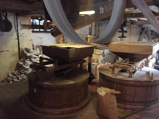 Burcott Mill: Stepping back in time ...