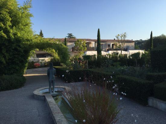 Chambre photo de le mas de pierre saint paul de vence - Petit jardin hotel san juan saint paul ...
