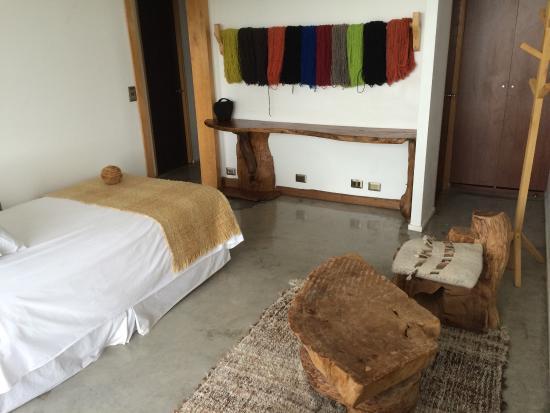 Hotel Arrebol Patagonia: Pieza 16 de 2do piso
