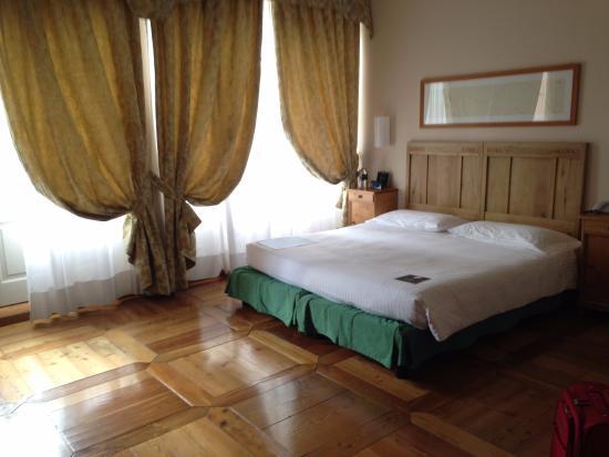 Camera Oro 114 - Foto di Grand Hotel Bagni Nuovi, Molina - TripAdvisor