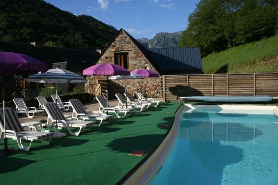 Domaine de Ramonjuan : La piscine
