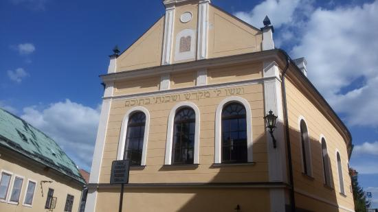 Synagogue in the Old City