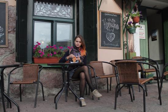 фото кафе снаружи