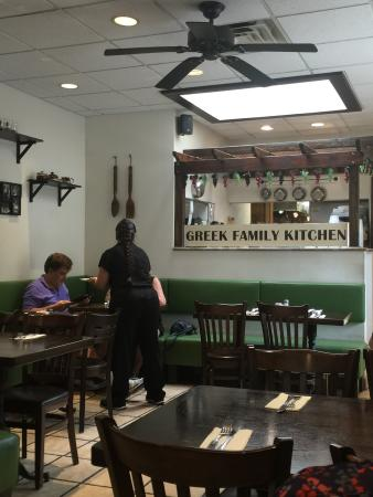 Hollis, NY: The Greek Family Restaurant