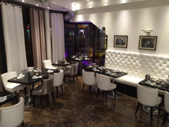 Business Wieland Hotel: Ресторанчик