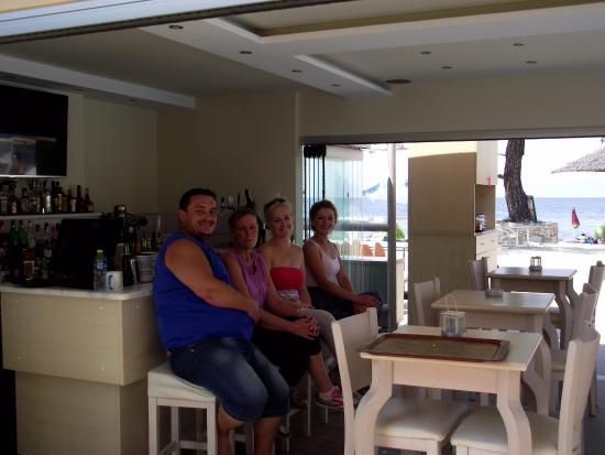 Mediterranean Apartments: great staff