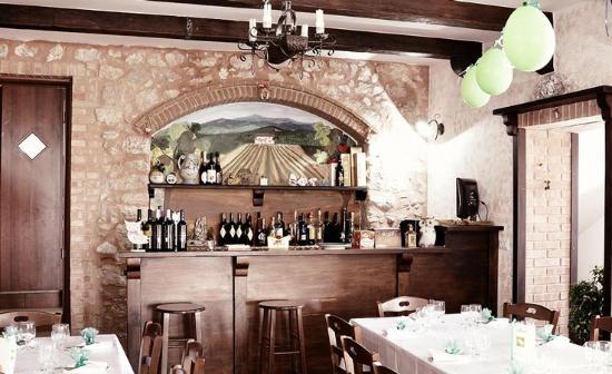 Casale U Varigliu - Agriturismo: Sala ristorante