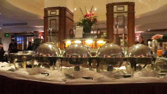 Breakfast Buffet In Brasserie Picture Of Copthorne Tara
