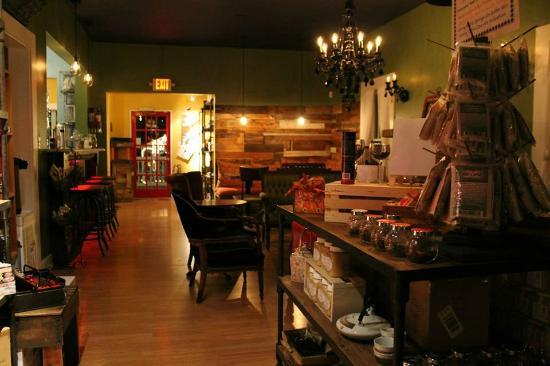 Tea Room Sarasota Florida