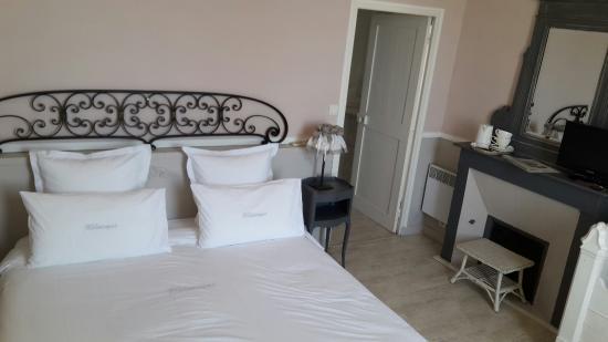 Villa Heliotropes : Chambre