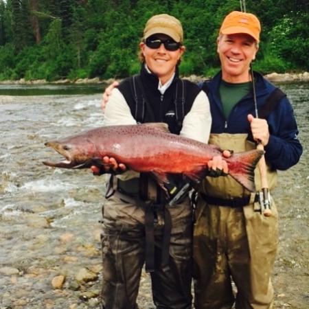 Winterlake Lodge: My King Salmon