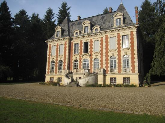 le ch teau picture of chateau de pancy aisne tripadvisor. Black Bedroom Furniture Sets. Home Design Ideas