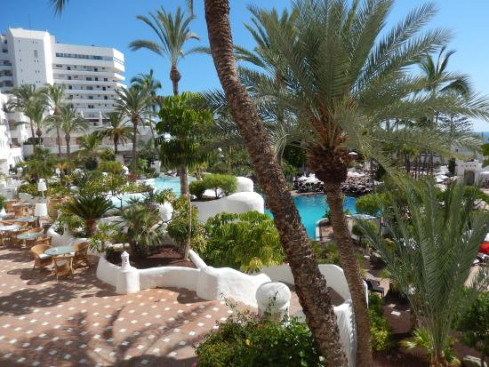 Photo de hotel jardin tropical costa adeje for Le jardin tropical tenerife