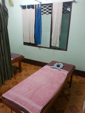Vassana spa & beauty: Table for oilmassage