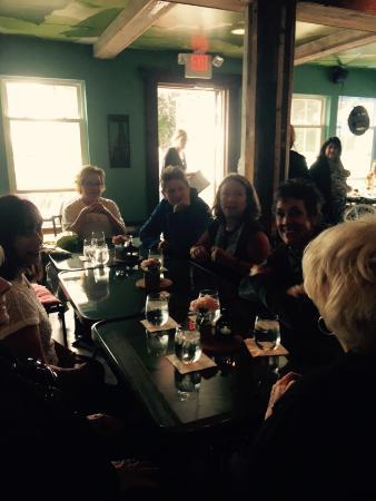Barrique Bistro & Wine Bar: Cheers