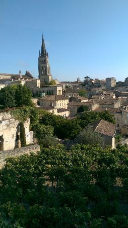 Saussignac, Frankrike: St Emillion day tour