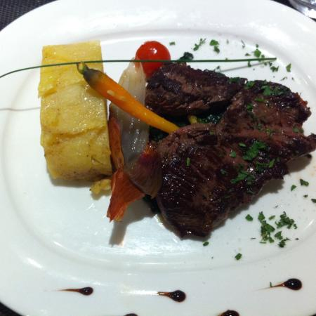 La Caborne: Pièce de bœuf (Angus ou Black Angus) grillé à la plancha