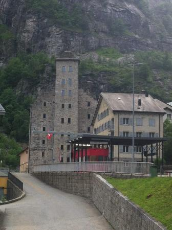 Hotel Stockalperturm : StockalperTurm dalla Dogana