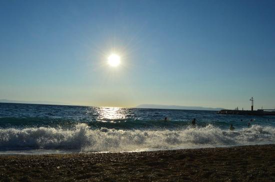 Villa Anka: The sea