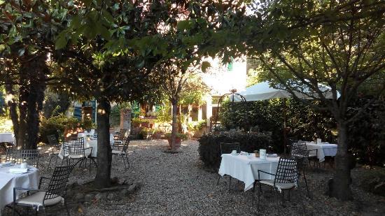 Giardino del hotel foto di hotel santa caterina siena - Hotel il giardino siena ...