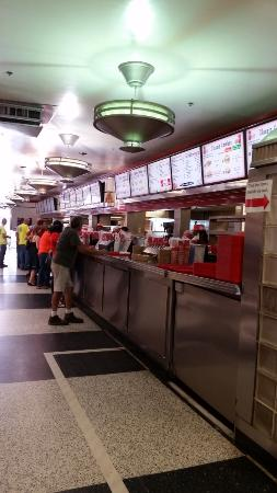 Order counters in the Varsity