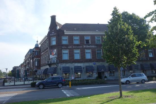 Hotel Wilhelmina : exterior