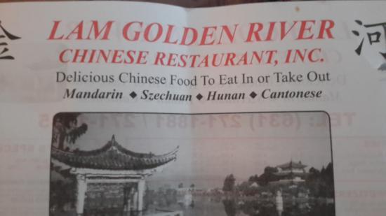 Golden River Chinese Restaurant