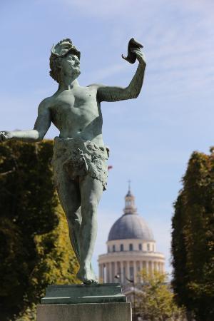 Les Jardins Grecs De L'antiquité