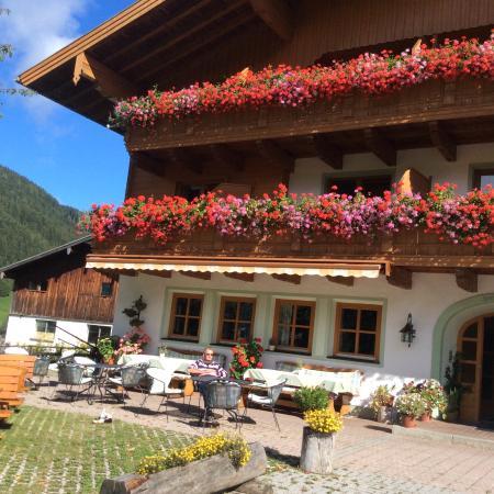 Hotel Hammerhof: Front of jotel