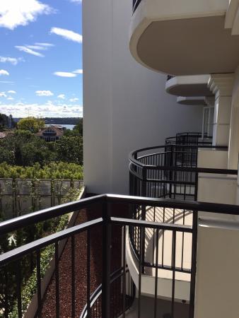 Balcony - InterContinental Sydney Double Bay Photo